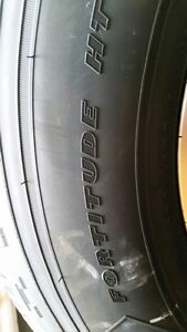 Goodyear Wrangler - Fortitude HT Tires only Peterborough Peterborough Area image 3