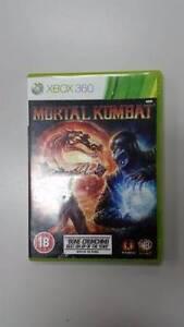 XBOX 360 MORTAL COMBAT GAME Elizabeth Playford Area Preview