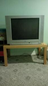 moving sale TV