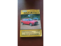 Auto Data Car Repair Manual. Golf/Jetta 2. VW Golf, Jetta Scirocco from 1984