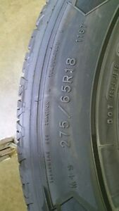 Goodyear Wrangler - Fortitude HT Tires only Peterborough Peterborough Area image 4