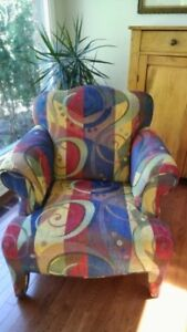 Chair, Couch, and Loveseat