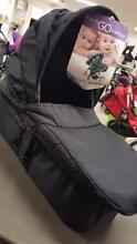 LoveNCare TwinGo CarryCot - Black Sunshine Brimbank Area Preview