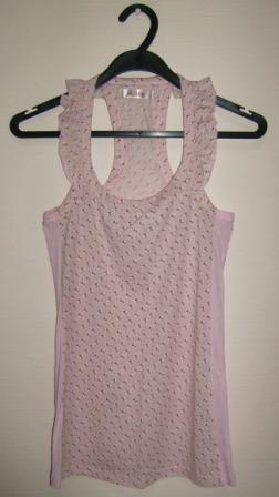 Brand new pink colour top