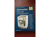 Haynes Dishwasher Manual, plumbing, fault finding, repair and maintenance