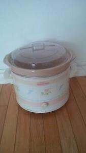 moving sale slow cookers