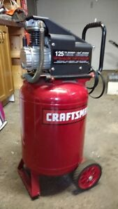 Craftsman Air Compressor $250 or BO