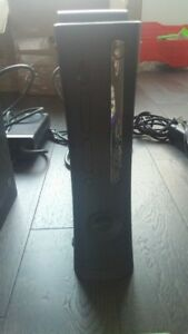 XBOX 360 Elite (120GB) with Controller, Power, AV Cables