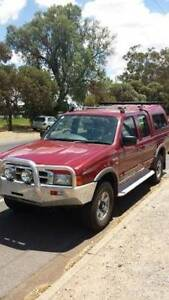 2001 Ford Courier Ute Balaklava Wakefield Area Preview