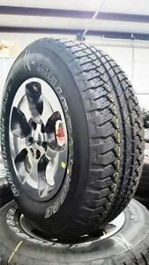 one 2014 jeep jk 4 door factory rim and tire