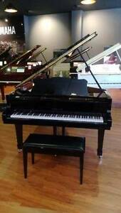 Yamaha C3 Conservatory Series 2nd hand Grand $15,995 Adelaide CBD Adelaide City Preview