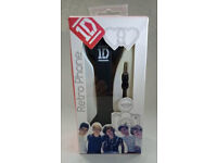 One Direction 1D Mini Retro Mobile Phone Smartphones 3.5 Jack