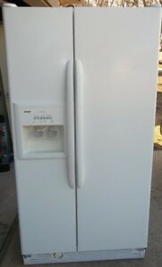 ***UNIT SOLD***Kenmore Elite Fridge Whitewater and Ice Dispenser