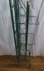 Foldable Metal shelves London Ontario image 4