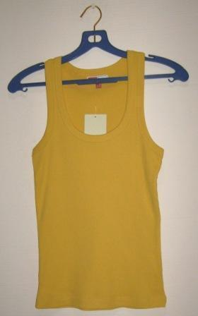 B/N yellow top from G2000