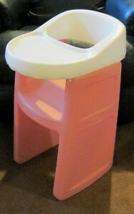 Little Tikes Tykes Doll High Chair London Ontario image 1