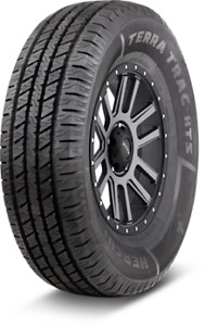 P265/70R17 NEW ALL SEASON TIRES WITH ROAD HAZARD $124.00 EACH