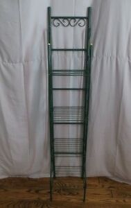Foldable Metal shelves London Ontario image 1
