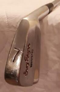 Gary Player Registered 7 Iron Steel Shaft MRH - Good Condition