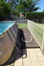 Stratco Aluminium Pool fence – Over 12 lineal Meters Kellyville The Hills District Preview