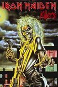Iron Maiden Eddie Poster