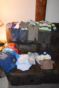 Boys 9 month clothing