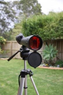 Spotting Scope Currans Hill Camden Area Preview