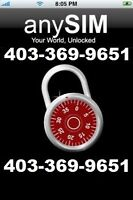 ANY PHONE/IPHONE UNLOCK/ SCREEN/ LCD REPLACEMENT 403-369-9651