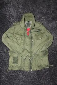Superdry Women's Flag Jacket - Limited Edition - Small