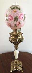 STUNNING LAMPS 7 MORE ESTATE AUCTION - MONDAY - ALL ARE WELCOME