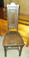 William & Mary Chair or Folding Rocking Chair