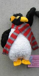 Penguin Stuffed Plush Animal Toy London Ontario image 1