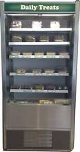 GLRSS-1M STAINLESS STEEL GRAB AND GO FRIDGE, DAIRY DISPLAY Clyde Parramatta Area Preview