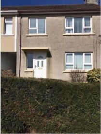 **3 BED HOUSE TO LET**. GREENMOUNT GARDENS, CLAUDY, Co. DERRY