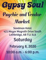 Gypsy Soul Psychic and Vendor Market