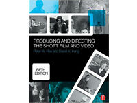 Attention all budding/professional film-makers, this is the book for you!