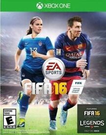 Fifa 2015 and 2016 xbox one