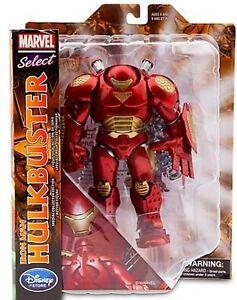 brand new Marvel Select Hulkbuster, Avengers Hulk & Ultron