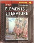 Elements of Literature Fifth Course