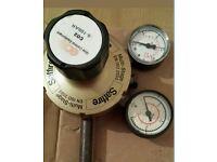 Saffire Murex Acetylene MultiStageRegulator
