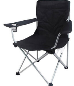 FOLDING CAMPING ARM CHAIRS