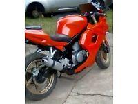2006 hysoung gtr125 supersport