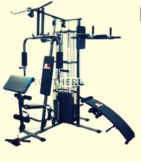Home Gym Wolli Creek Rockdale Area Preview