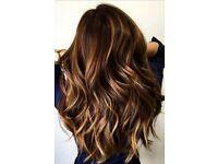 Weave Extension/Nano Ring Hair-Tape Hair-Micro Ring Hair-Pre-bonded-LA-Weave/Custom Clip-In Hair