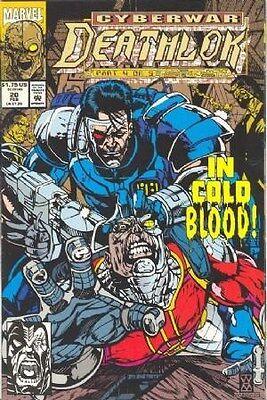 Deathlok Vol. 2 (1991-1994) #20