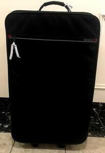 "Black Samsonite Luggage Cases...Great for Travel  27"" Long x 17"