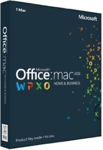 Office Mac Home & Business