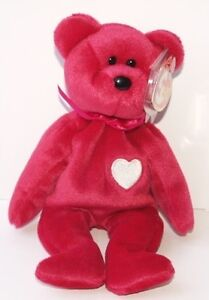 BNWT TY Beanie Bears Clover Mr & Mrs Celerbration Baby Boy Hero Haunt Hope Pops