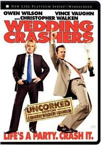 DVD's $.99 Each Wedding Crashers Moulin Rouge The Great Escape