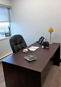Just a few offices available for lease  Prestige Center in Laval